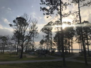 Eastbank Army COE Campground