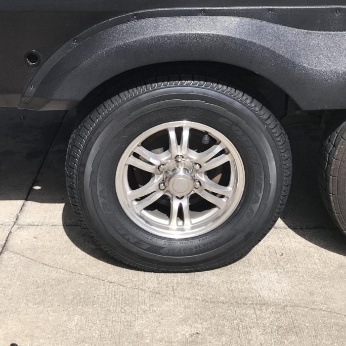 New RV Tire