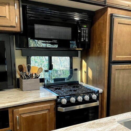 Our Five Favorite RV Kitchen Appliances